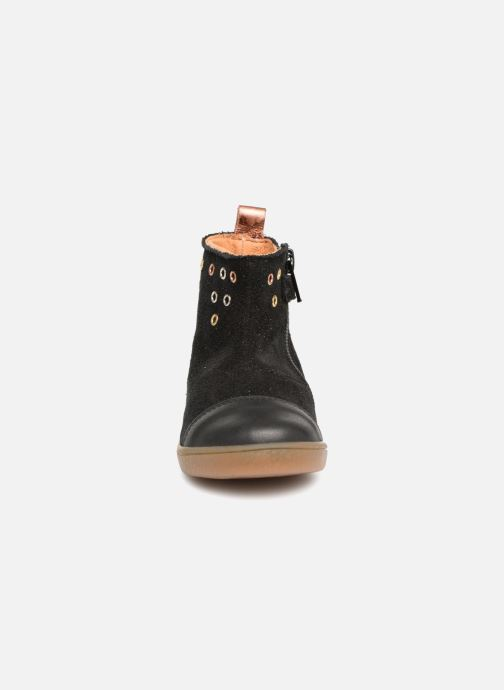 Ankle boots Babybotte Anoki Black model view