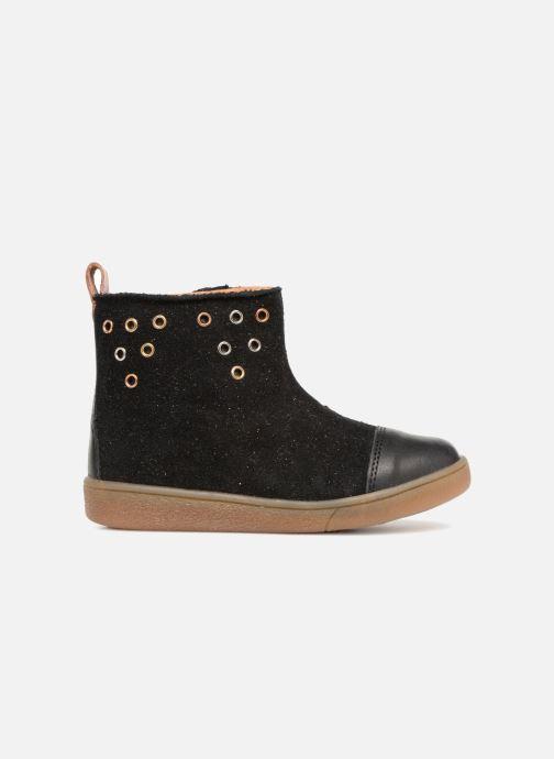 Bottines et boots Babybotte Anoki Noir vue derrière