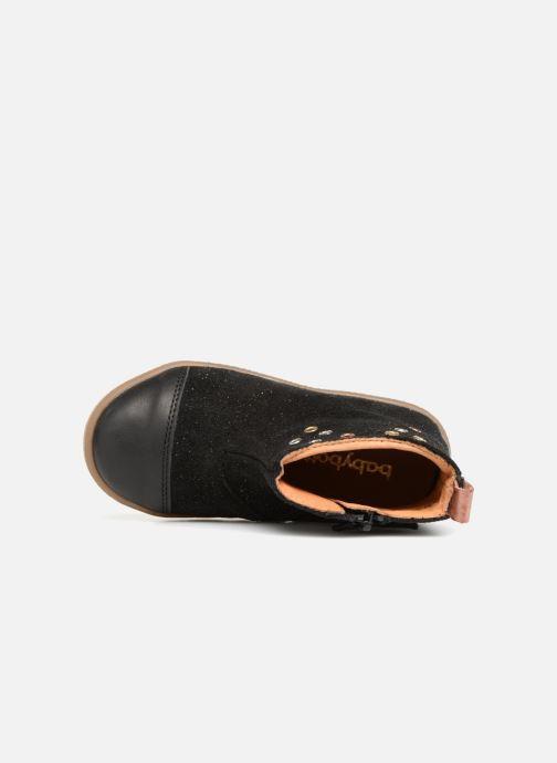 Bottines et boots Babybotte Anoki Noir vue gauche