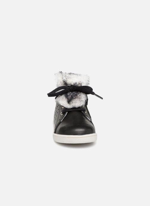 Ankle boots Babybotte Aloara Black model view