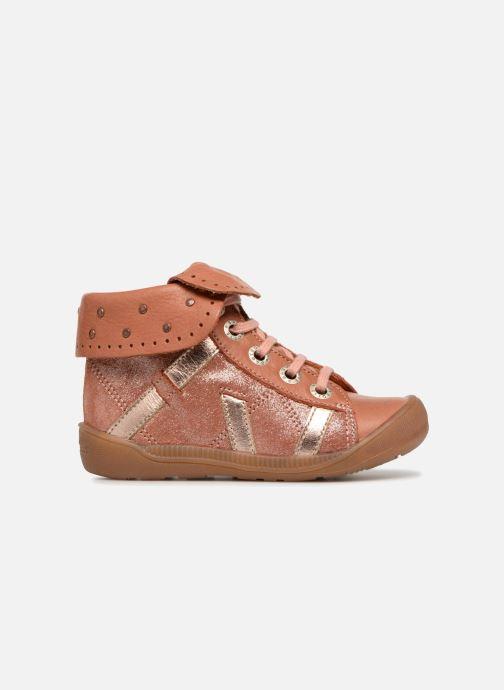 Boots en enkellaarsjes Babybotte Artistine Roze achterkant