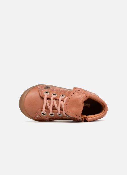 Boots en enkellaarsjes Babybotte Artistine Roze links