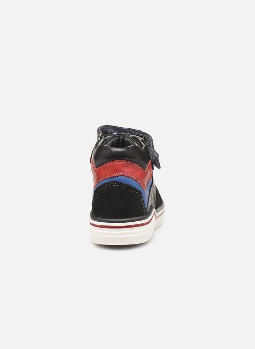 J Alonisso Sneaker High WWF blau