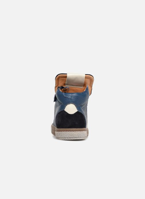 Sneakers Babybotte Klif Azzurro immagine destra