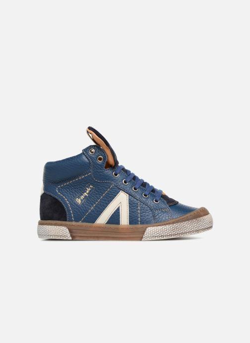 Sneakers Babybotte Klif Azzurro immagine posteriore