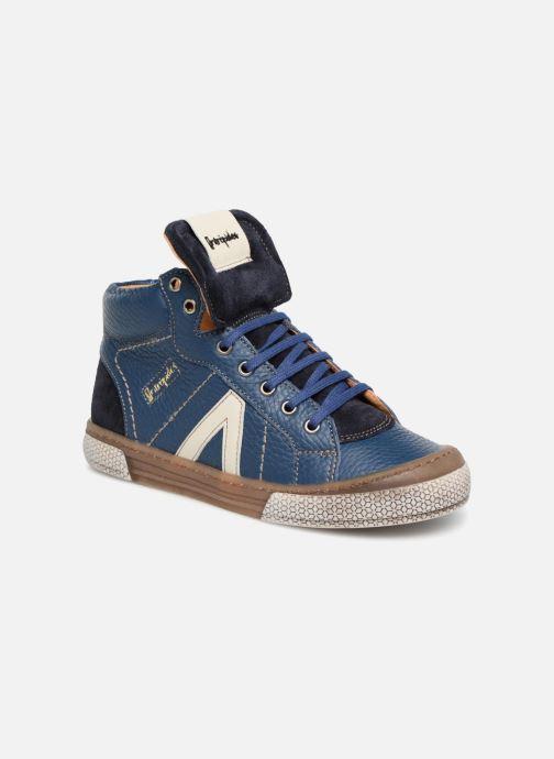 Sneakers Babybotte Klif Azzurro vedi dettaglio/paio