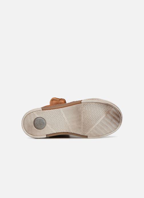 Sneakers Babybotte Klif Brun se foroven