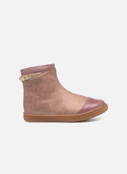 Boots en enkellaarsjes Babybotte Alibi Roze achterkant
