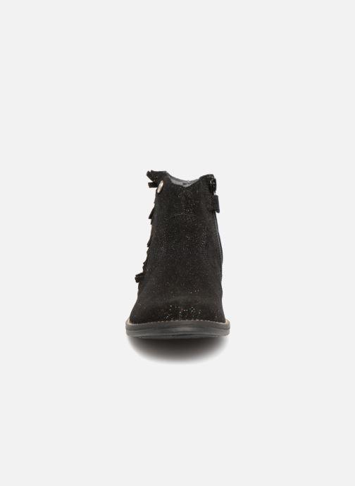 Botines  Babybotte Kenia Negro vista del modelo