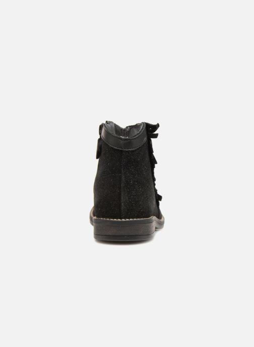 Bottines et boots Babybotte Kenia Noir vue droite