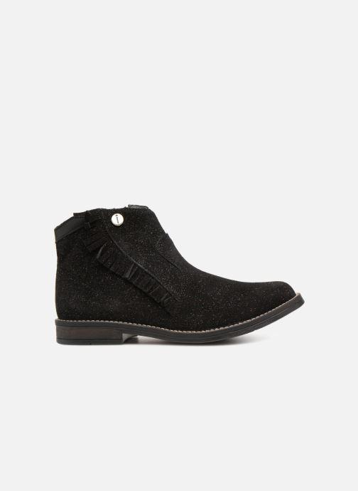 Bottines et boots Babybotte Kenia Noir vue derrière