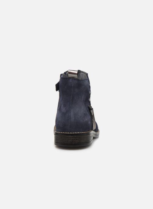 Stiefeletten & Boots Babybotte Noam blau ansicht von rechts