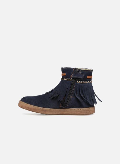 Boots en enkellaarsjes El Naturalista E066 Kepina Blauw voorkant