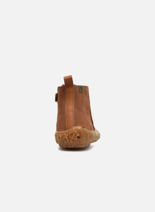 Ankle boots El Naturalista E766 Nido Brown view from the right