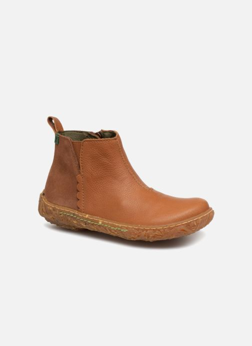 Ankle boots El Naturalista E766 Nido Brown detailed view/ Pair view