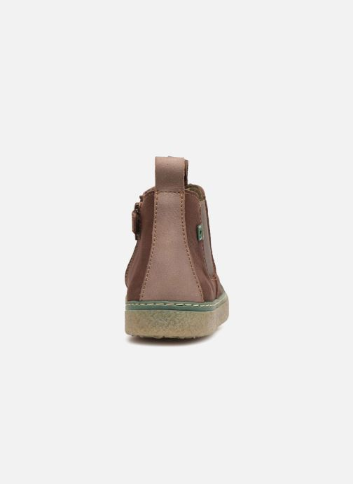 Ankle boots El Naturalista E462 Feroe Brown view from the right