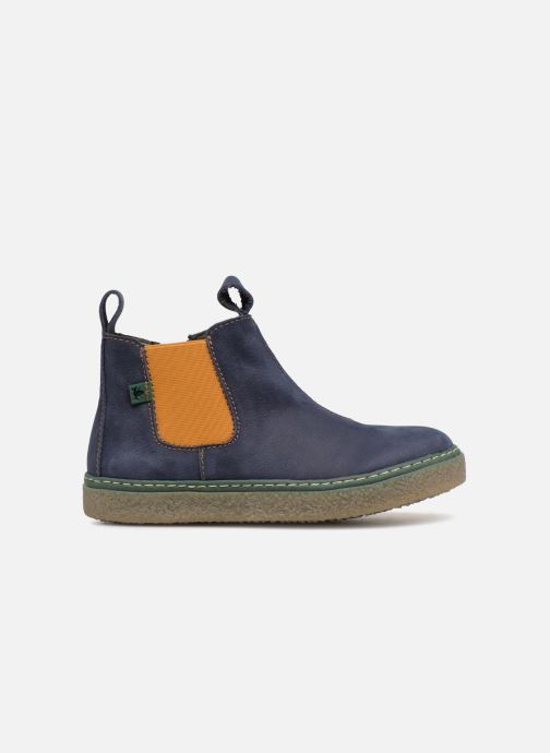 Bottines et boots El Naturalista E462 Feroe Bleu vue derrière