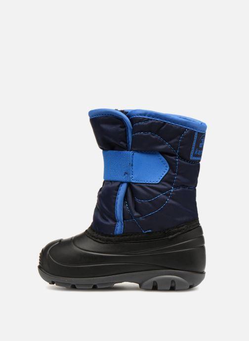 Zapatillas de deporte Kamik Snowbug3 Azul vista de frente
