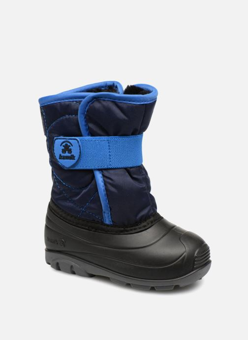 Zapatillas de deporte Kamik Snowbug3 Azul vista de detalle / par