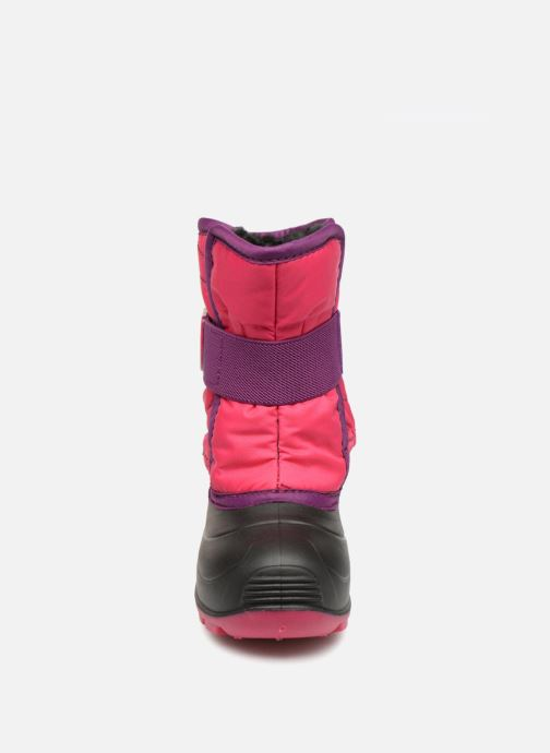 Sportschuhe Kamik Snowbug3 rosa schuhe getragen