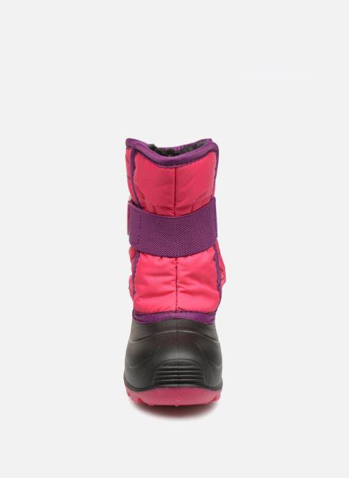 Sport shoes Kamik Snowbug3 Pink model view