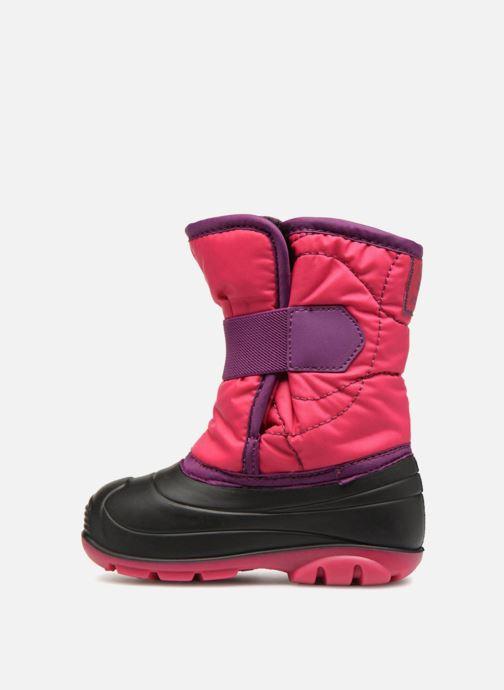 Sportschuhe Kamik Snowbug3 rosa ansicht von vorne