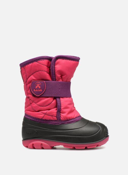Sportschuhe Kamik Snowbug3 rosa ansicht von hinten