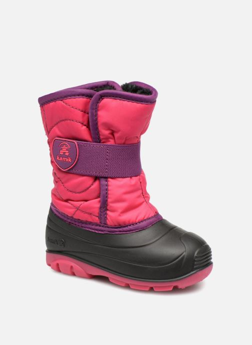 Sportschoenen Kamik Snowbug3 Roze detail