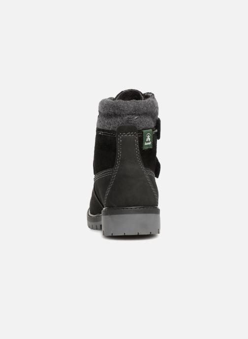 Bottines et boots Kamik Takodav Noir vue droite