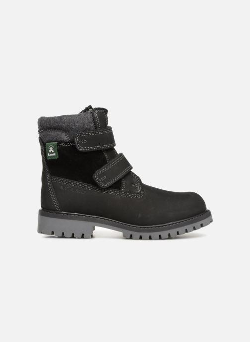Stiefeletten & Boots Kamik Takodav schwarz ansicht von hinten