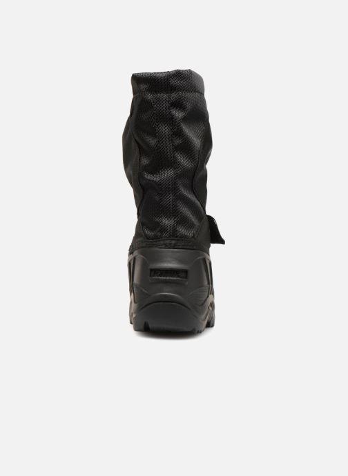 Chaussures de sport Kamik Southpole4 Noir vue droite
