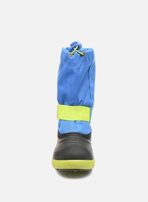 Chaussures de sport Kamik Jet Bleu vue portées chaussures