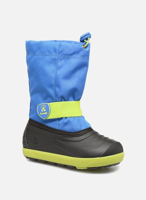 Chaussures de sport Kamik Jet Bleu vue détail/paire