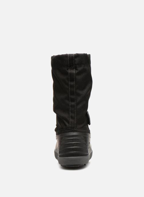 Zapatillas de deporte Kamik Jet Negro vista lateral derecha