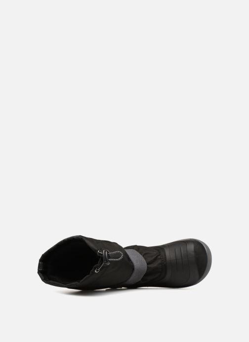 Zapatillas de deporte Kamik Jet Negro vista lateral izquierda