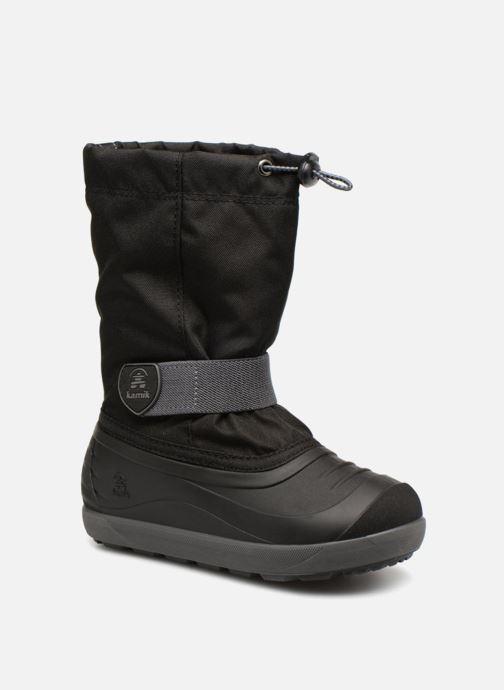 Chaussures de sport Kamik Jet Noir vue détail/paire