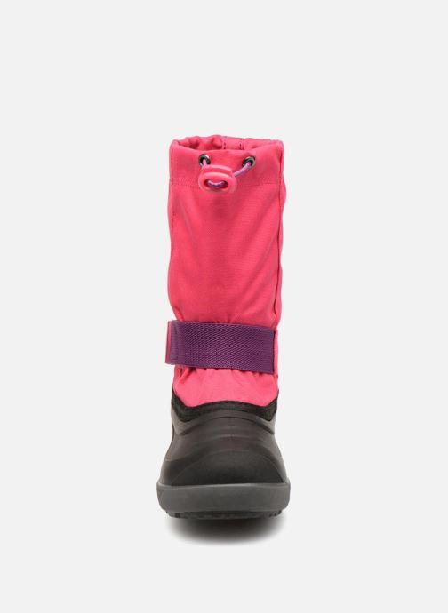 Chaussures de sport Kamik Jet Rose vue portées chaussures