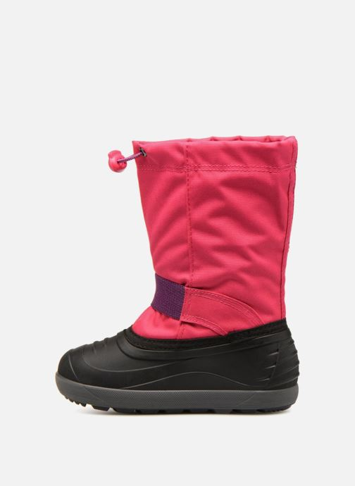 Sportschuhe Kamik Jet rosa ansicht von vorne