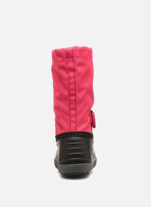 Sportschuhe Kamik Jet rosa ansicht von rechts