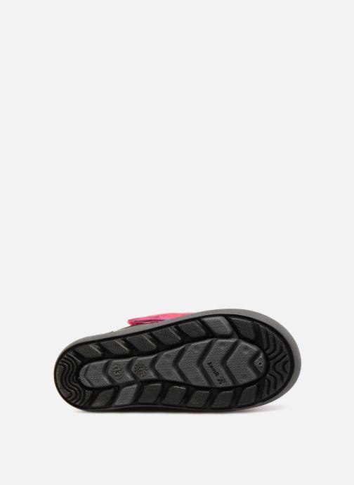 Chaussures de sport Kamik Jet Rose vue haut
