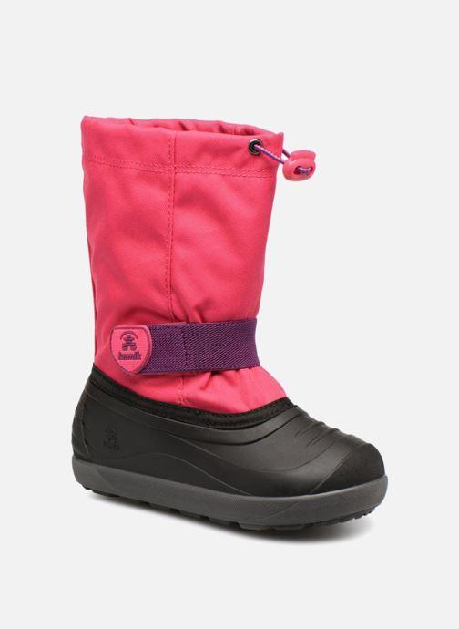 Chaussures de sport Kamik Jet Rose vue détail/paire