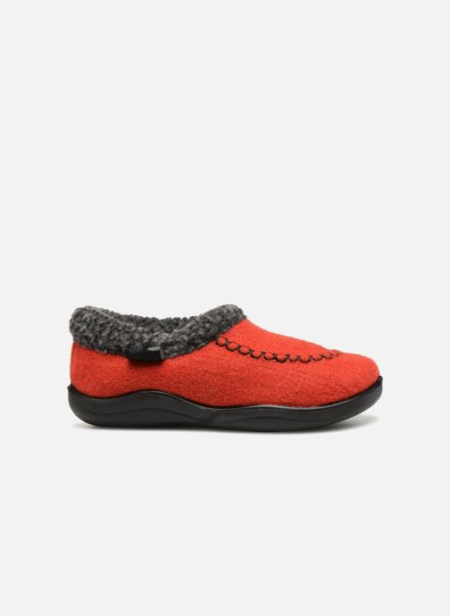 Pantofole Kamik Cozycabin2 Rosso immagine posteriore