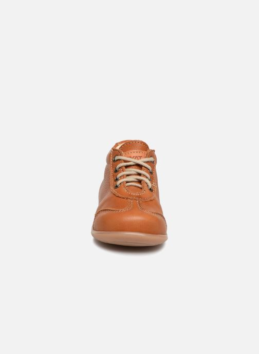 Bottines et boots Kavat Almunge EP Marron vue portées chaussures