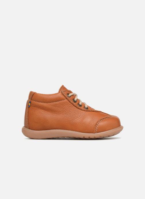 Bottines et boots Kavat Almunge EP Marron vue derrière