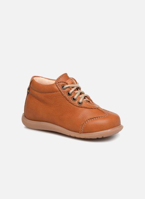 Bottines et boots Kavat Almunge EP Marron vue détail/paire