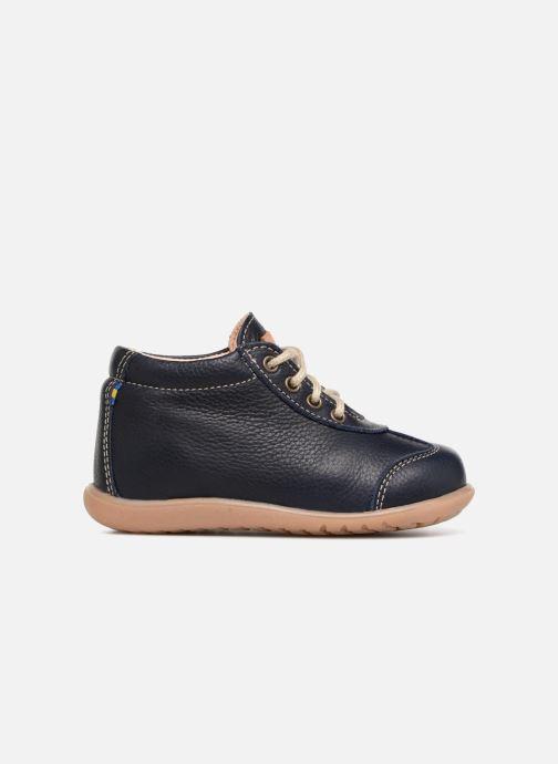 Bottines et boots Kavat Almunge EP Bleu vue derrière
