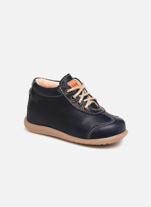 Bottines et boots Kavat Almunge EP Bleu vue détail/paire