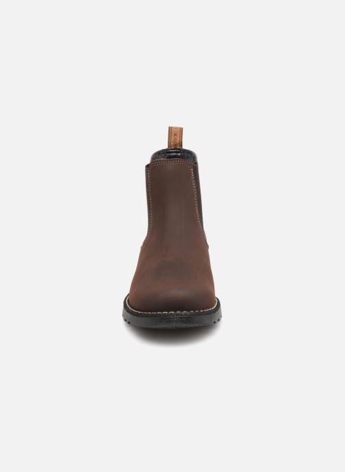 Boots en enkellaarsjes Kavat Bodas XC Bruin model