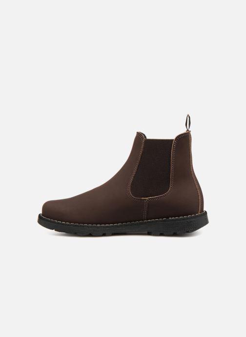 Boots en enkellaarsjes Kavat Bodas XC Bruin voorkant