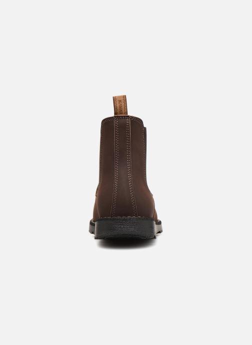 Boots en enkellaarsjes Kavat Bodas XC Bruin rechts